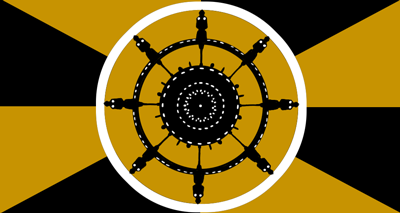 The Desolate Order Flag